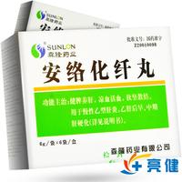SUNLON/森隆 安络化纤丸 6g*6袋