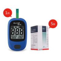 艾科灵睿单人份血糖测试条 25条装(不含机器) *1件+泰白 盐酸二甲双胍缓释片 0.5g*30片 *5件