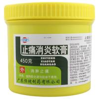 恒健 止痛消炎膏 450g/盒