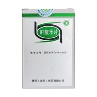 波月 冷水江 肝复乐片 0.5g*60片