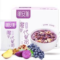 明安旭 魔芋代餐粥(紫薯)50g*10袋