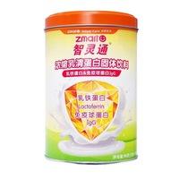 智灵通 浓缩乳清蛋白固体饮料 3g/袋*30袋/罐 乳铁蛋白&免疫球蛋白